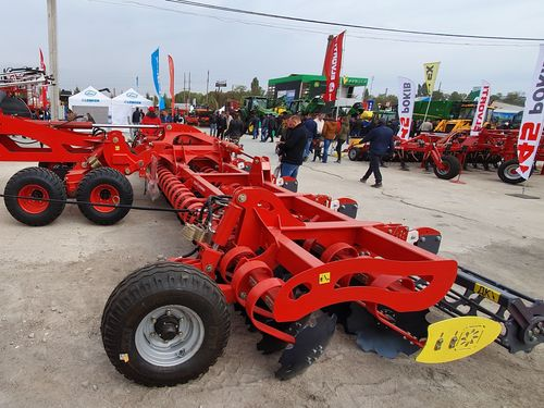 LOZOVA MACHINERY - новинки 2019 года на AgroExpo