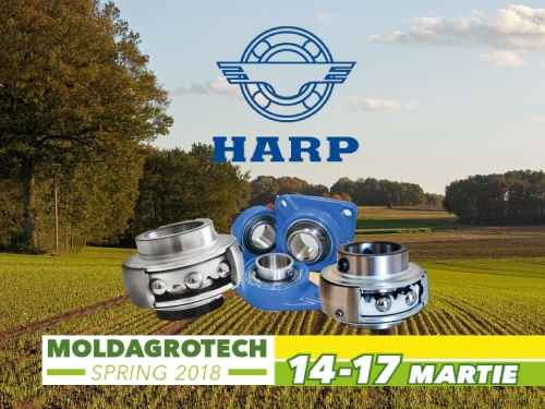 HARP starts spring season with participation in Moldagrotech-2018