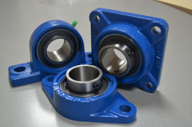 Greases for ball bearings