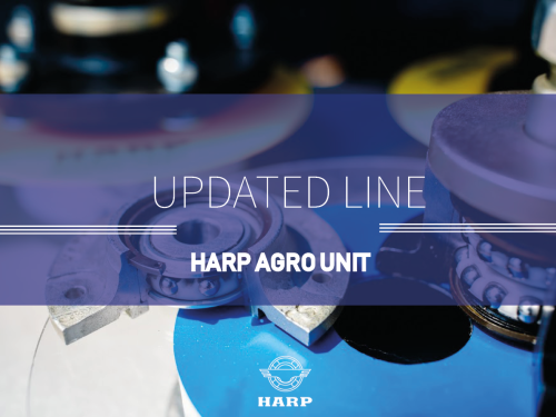 HARP has released an updated line of hub assemblies