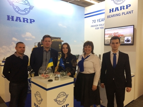 HARP SUMS UP THE RESULTS OF PARTICIPATION IN TECHAGRO 2018