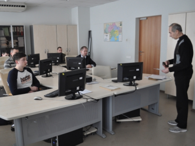 UPEC IG CONDUCTS TRAINING FOR TEACHERS OF KNTUA NAMED AFTER PETRO VASILENKO