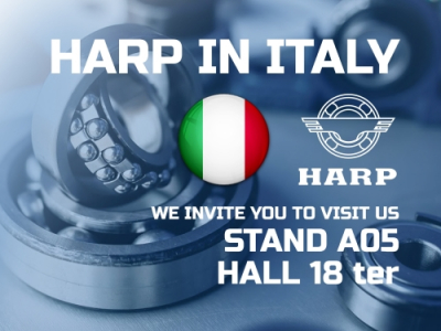 HARP to debut at the exhibition EIMA International (Italy)