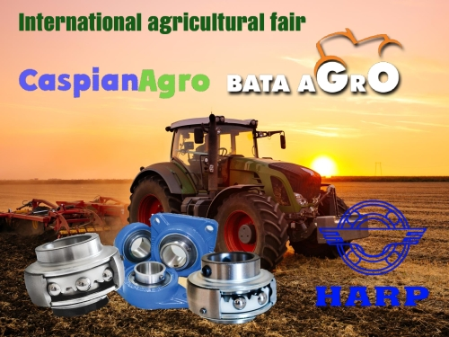 HARP CONTINUES DEMONSTRATION OF RELIABLE PRODUCTS FOR AGRICULTURAL ENGINEERING