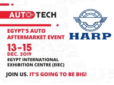HARP presented bearings in Egypt