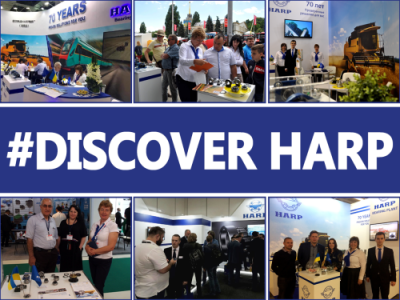 #Discover HARP: results and prospects