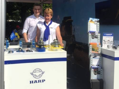HARP presented new products at AGRO-2019