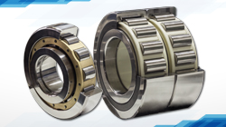 HARP bearings for railways